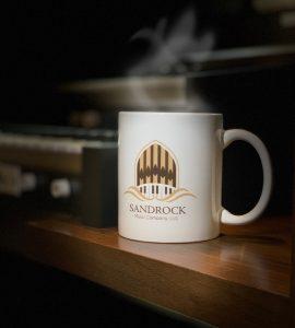 Sandrock Music Coffee Mug