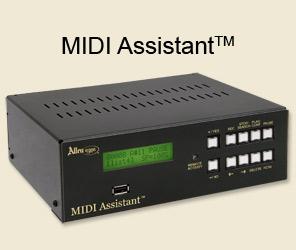 Allen MIDI Assistant