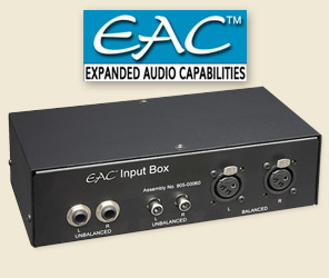 Allen EAC - Expanded Audio Capabilities
