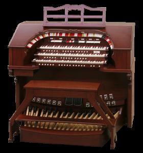 Allen Organ TH317e Theatre Organ