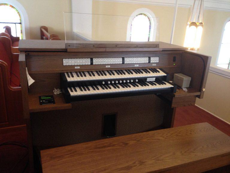 Allen CF-8a - Immaculate Conception Catholic Church - Lexington, MO