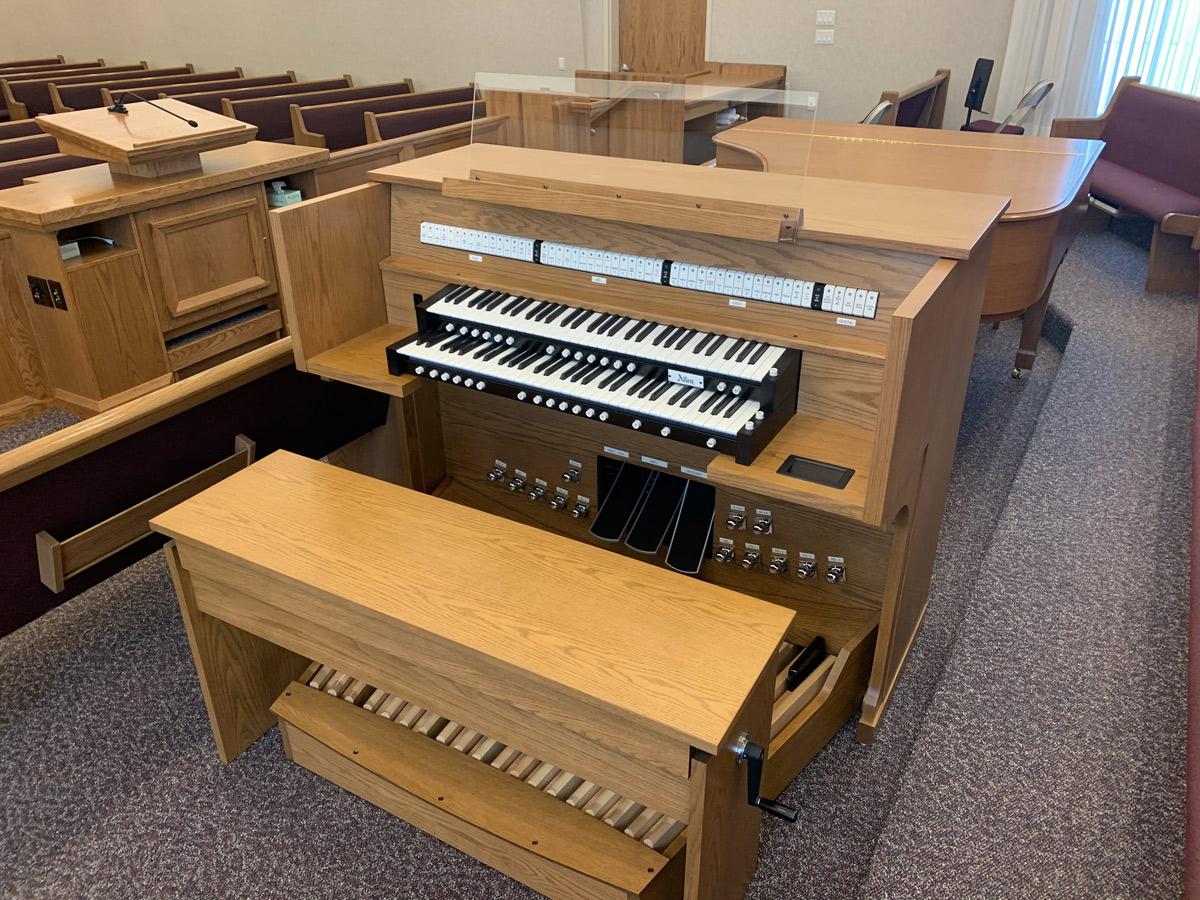 Allen LD34b-LDS Church-Lenexa, KS
